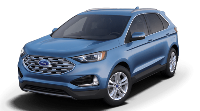 New 2019 Ford Edge SEL Crossover 39198F in Hayward, WI